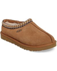 5684bf00025 Lyst - UGG Ugg  tasman  Slipper in Brown for Men