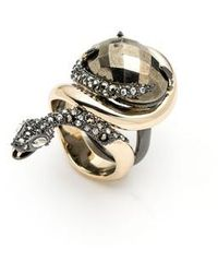 Alexis Bittar - Coiled Snake Ring You Might Also Like - Lyst