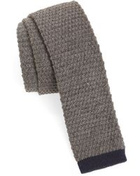 Nordstrom - 1901 Belvin Knit Skinny Tie - Lyst