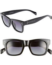 45140bd11b41e Privé Revaux - The Kennedy 45mm Polarized Sunglasses - - Lyst