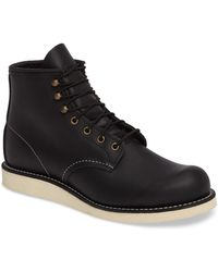 Red Wing - Rover Plain Toe Boot - Lyst