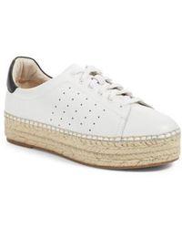 Vince Camuto - Jinnie Platform Sneaker - Lyst