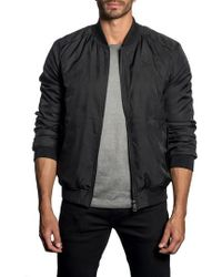 Jared Lang - Star Print Bomber Jacket - Lyst