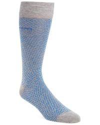 BOSS - Rs Design Gradient Microdot Socks - Lyst