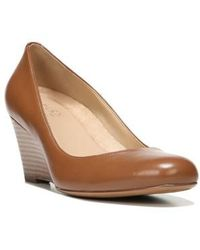 Naturalizer - Emily Wedge Pump - Lyst