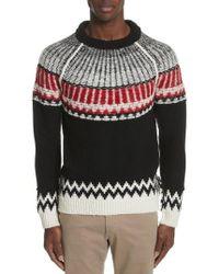 Burberry - Rycroft Wool & Cashmere Blend Sweater - Lyst