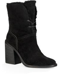 UGG - Ugg Jerene Genuine Shearling Boot - Lyst
