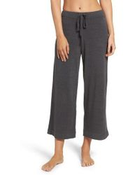 Barefoot Dreams - Barefoot Dreams Cozychic Ultra Lite Culotte Lounge Pants - Lyst