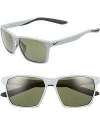 2936b565dd Lyst - Nike  ignition  68mm Sunglasses in Black for Men