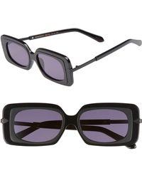 Karen Walker - Mr. Binnacle 51mm Sunglasses - - Lyst
