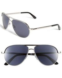 Tom Ford - Marko Metal Aviator Sunglasses - Lyst