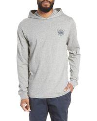 Vans - Van Doren Hooded T-shirt - Lyst