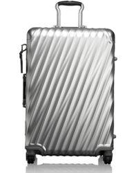Tumi - 19 Degree Collection Wheeled Aluminum Short Trip Packing Case - Metallic - Lyst