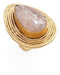Elise M Narita Tourmaline Ring