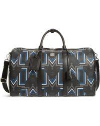MCM - Gunta Visetos Duffel Bag - - Lyst
