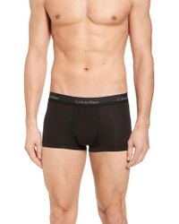 CALVIN KLEIN 205W39NYC - Low Rise Trunks - Lyst