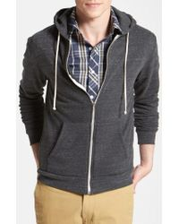 Threads For Thought | Trim Fit Heathered Hoodie | Lyst