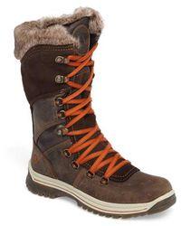 Santana Canada - 'morella' Water Resistant Faux Fur Boot - Lyst