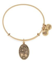 ALEX AND ANI - 'i Love You Friend' Expandable Wire Bangle - Lyst