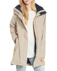 The North Face - Laney Ii Trench Raincoat - Lyst