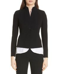 Akris | 'temptation' Wool Jacket | Lyst