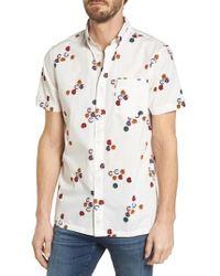 Ben Sherman - Aquarius Archive Woven Shirt - Lyst