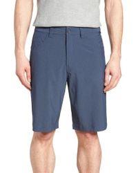 Travis Mathew - Seatac Regular Fit Stretch Shorts - Lyst