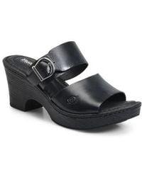 Børn - B?rn Carrabelle Platform Sandal - Lyst