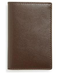 Comme des Garçons - Classic Leather Card Case - - Lyst