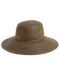 Eric Javits | 'hampton' Straw Sun Hat | Lyst