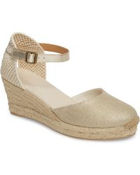 Soludos - Espadrille Wedge - Lyst