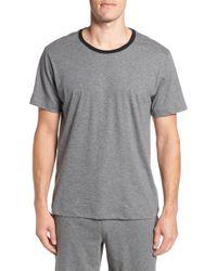 Daniel Buchler - Pima Cotton Crewneck T-shirt - Lyst