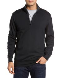 Bobby Jones - 'new Leaderboard' Quarter Zip Pullover - Lyst