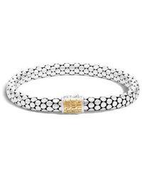 John Hardy - Dot Large Bracelet - Lyst
