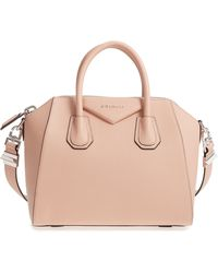 Givenchy - 'small Antigona' Leather Satchel - Lyst