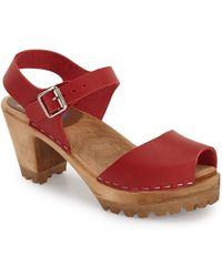 MIA - 'greta' Clog Sandal - Lyst