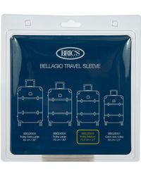 Bric's - Transparent Custom Cover For 27-inch Bellagio Spinner Trunks - Lyst
