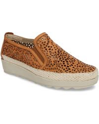 fd27abfb3d3 The Flexx - Call Me Perforated Slip-on Sneaker - Lyst