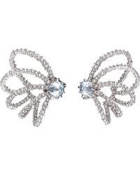 Alexis Bittar - Crystal Orbiting Post Earrings - Lyst