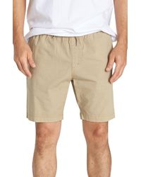 Billabong - Larry Layback Volley Shorts - Lyst