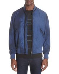 PS by Paul Smith - Light Bomber Jacket - Lyst