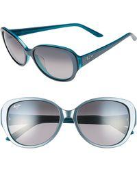 Maui Jim - Swept Away 56mm Polarizedplus2 Sunglasses - Lyst