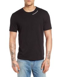 Calvin Klein Jeans - Embroidered Crewneck T-shirt - Lyst