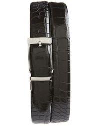Ted Baker - Penna Reversible Leather Belt - Lyst