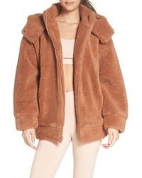 Alo Yoga - Norte Faux Fur Coat - Lyst