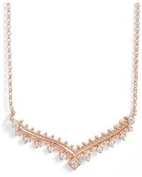 Kendra Scott - Vern Frontal Necklace - Lyst