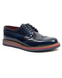 Jared Lang - Sandwich Sole Wingtip Oxford - Lyst