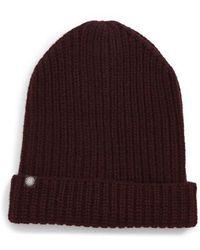 Ugg | Ugg Cardi Wool Blend Beanie | Lyst