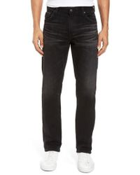 AG Jeans - Graduate Slim Straight Fit Jeans - Lyst
