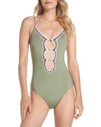 Becca - Medina One-piece Swimsuit - Lyst